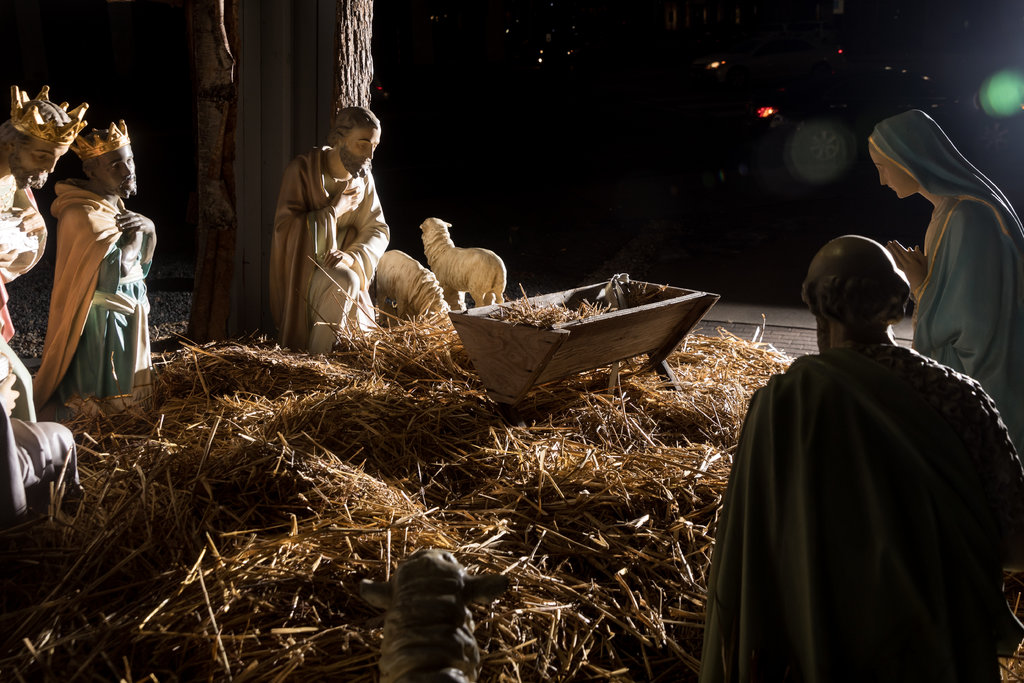 Christ in the Manger - When Was Christ Born |Zomi SDA