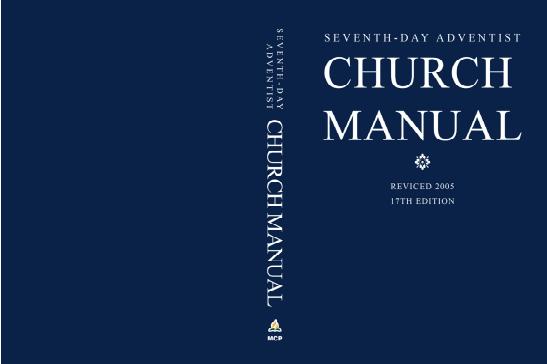 Mizo Church Manual